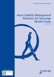 主权财富基金的资产负债管理决策n W