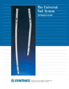 Universal Nail System T..