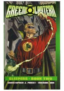DC Comics - [Green Lantern - Sleepers 02] - Sleepers- Book Two - Christopher J Priest  Michael Ahn (UC) (epub)