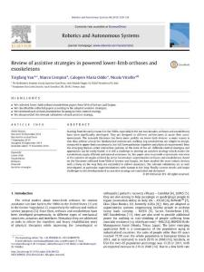 Review-of-assistive-strategies-in-powered-lower-limb-orthoses-and-exoskeletons