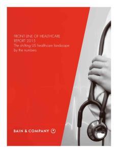 中国医疗医药市场行业分析研究报告