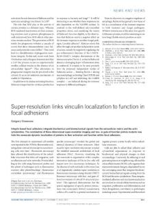 Nature Cell Biology; VOL17;ISSUE 7;pp829-953