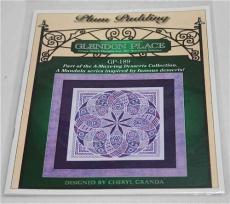 Plum Pudding - Glendon Place A-Maze-ing Desserts Collection [Cross Stitch Chart]