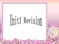 [优质文档]unit1revision