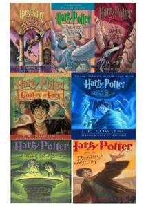 哈利·波特(1-7)英文原版