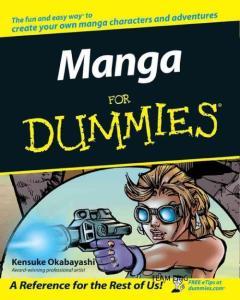 日本漫画Manga For Dummies