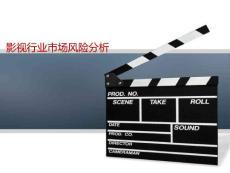 2014影视行业市场风险分析报告