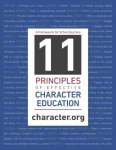 Eleven Principles