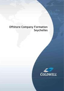 Offshore Company Formation Seychelles