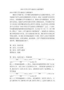 2016中国大学生就业压力调查报告(精简版)