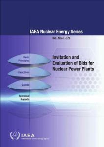 NG-T-3.9 核电项目招投标
