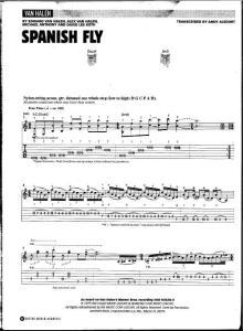 Spanish Fly - Van Halen