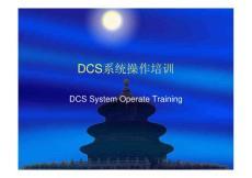DCS操作培训