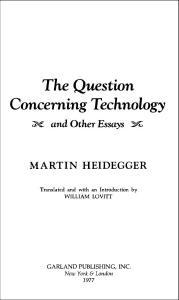 Heidegger-Age-of-the-World-Picturepdf