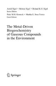 The Metal-Driven Bioge..