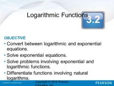 Logarithmic Functions2