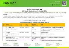 最新REACH-SVHC169项清单中英文2016年6月20日更新