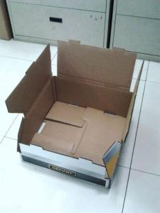 瓦楞纸箱外贸产品包装高级展示盒结构展示-02解析