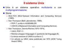 From Unix to Linux