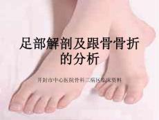 足部骨折的治疗 ppt课件