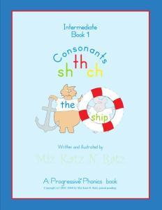 Intermediate Book 1 C shthch - Progressive Phonics