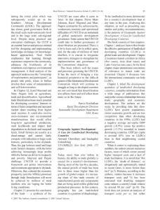 geography against development a case for landlocked developing countries - by anwarul chowdhury and sandagdorj erdenebileg - hoffmann