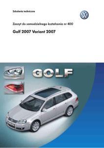 SSP400 Golf 2007 Variant 高尔夫旅行版.pdf