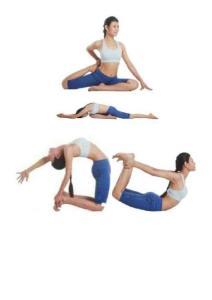 9式瑜伽动作