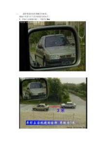 汽车驾驶技巧(新手适用)
