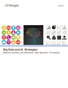 big data and ai strategies - machine learning and alternative data approach to investing(1)