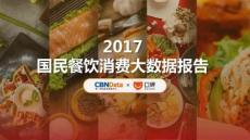 CBNData & 口碑《2017国民餐饮消费大数据报告》