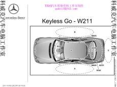 奔驰新E级W211维修手册(英文版)