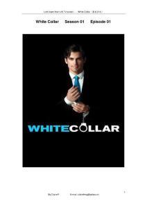 美剧英语学习——White Collar_Season01_Episode01