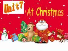 牛津小学英语6A Unit 7 At Christmas课件2