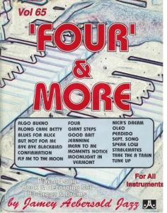 Big-Band  Saxo Alto Y Soprano - Jamey Aebersold Vol 65 (C-Bb-Eb-Bass) Noten.pdf