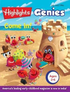 Highlights 美国儿童益智杂志