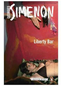 Georges Simenon - [Inspector Maigret 17] - Liberty Bar (Maigret on the Riviera) (v5.0) (epub)
