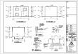 某安置小区单层垃圾站建筑设计施工图