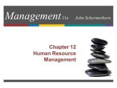 chapter 12 human resourc..