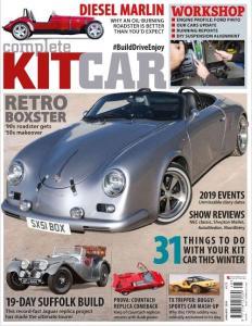 Complete Kit Car - Jan..