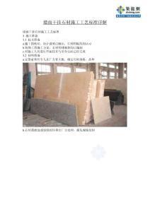 墙面干挂石材施工工艺标准详解(多图)_secret