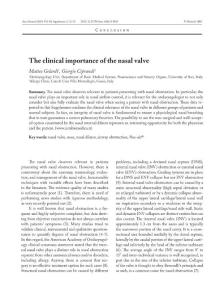 the clinical importance ..