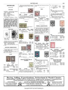斯科特世界邮票目录-Scott 2008 Standard Postage Stamp Catalogue Volume 6-6.(国家So-Z)_7-3