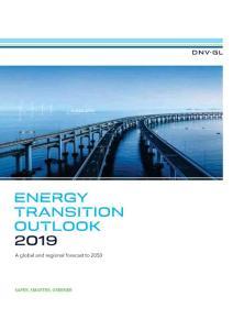 能源转换展望 2019