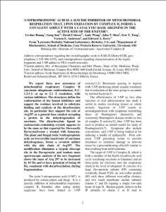 3-Nitropropionic Acid i..