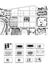 6层框架结构宿舍楼建筑结构设计cad图,含设计说明