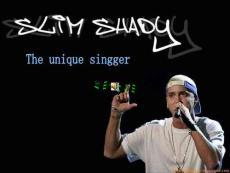 Lyrics about the Eminem