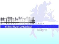东湖风景名胜区概念规划-武汉市城市规划设计研究院阿特金斯1