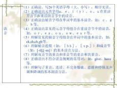 初中英語語法總結及練習ppt幻燈片課件