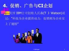经典实用有价值:国际著名策划公司教程促销广告CI企划